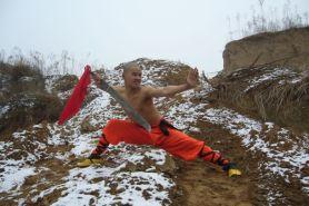 Shaolin Sifu Shi Heng Jin